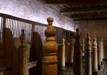 Lighting Services Dunster Castle Stables