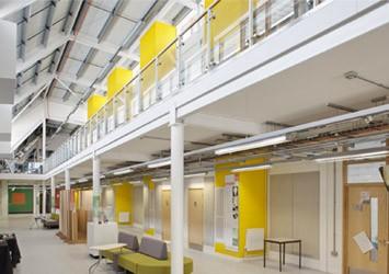Lighting Services UWE Corridors
