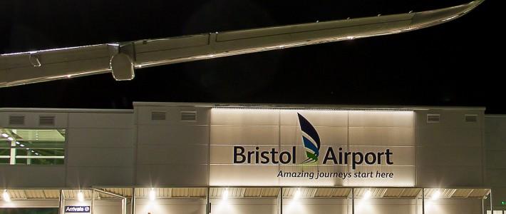 Bristol Airport LED Lighting
