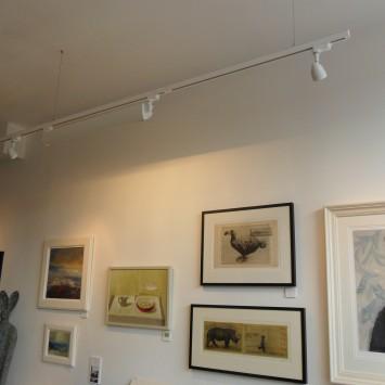 Lighting Services Clifton Fine Art