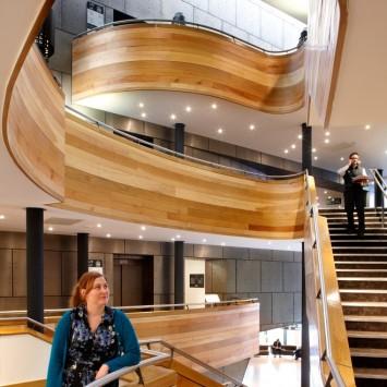 Lighting Services Wales Millenium Centre