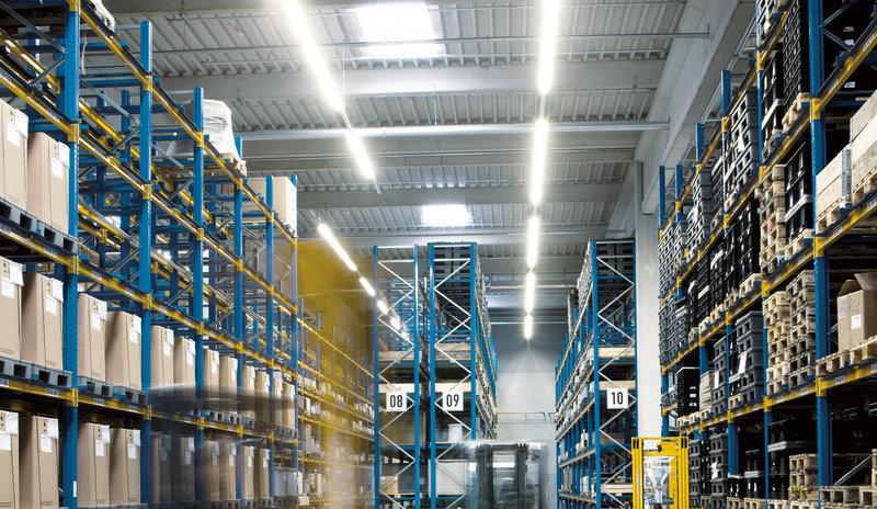 LED warehouse Lighting Batten