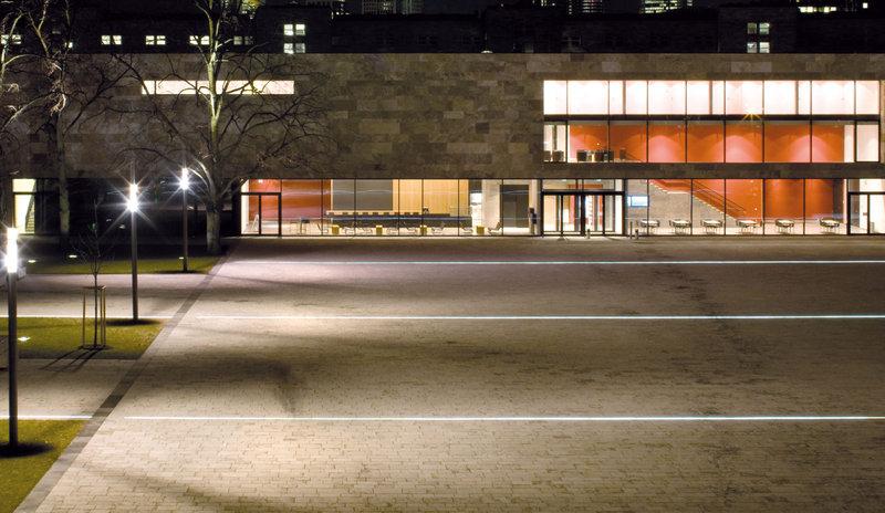 Plaza Lighting