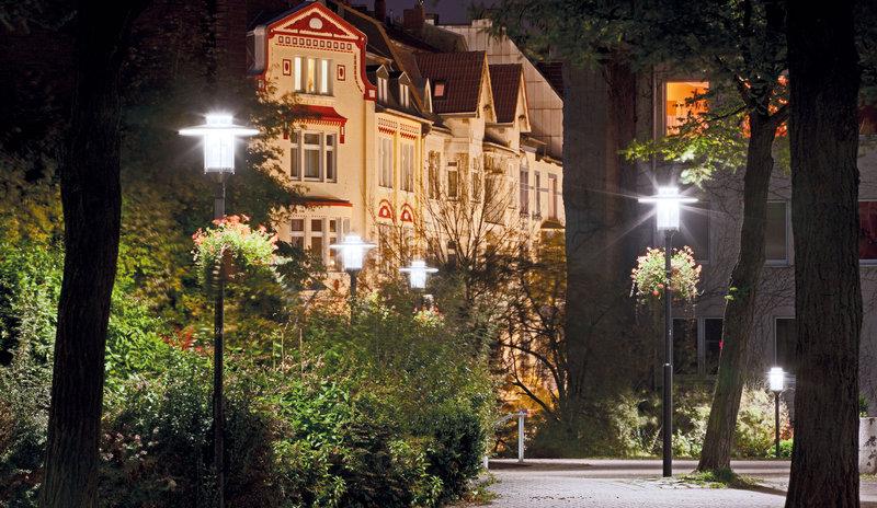 Public Area Lighting